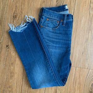 Madewell - Cali-Demi Boot Cut Jeans